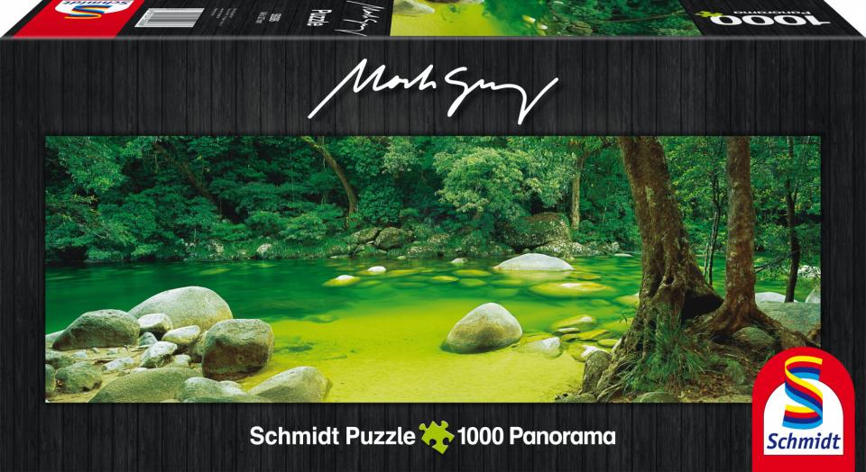 Schmidt Mark Gray Mossman Gorge Queensland Australia 1000