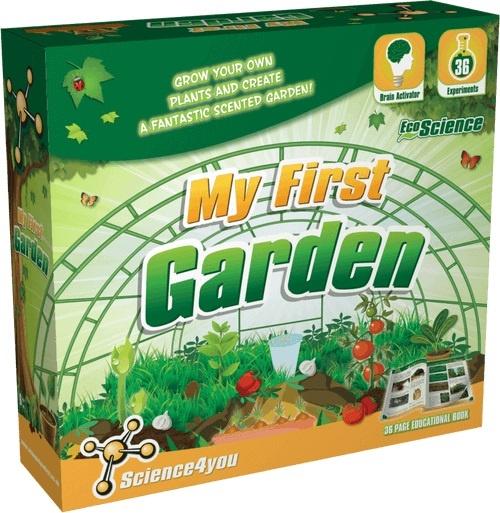 Science 4 You mijn eerste tuin experimentenset
