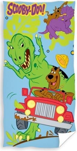 Scooby Doo Badlaken Dino Groen 70 X 140 cm