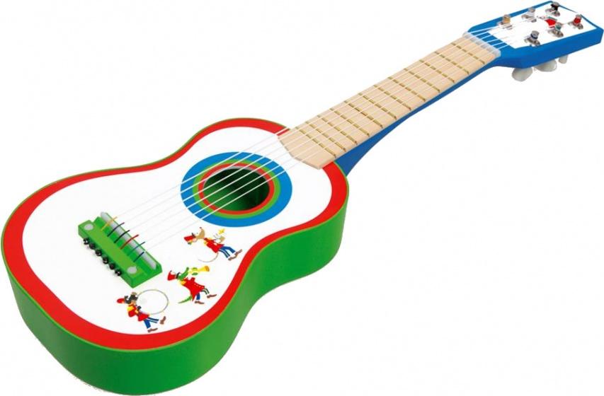 Scratch gitaar Fanfare 53 x 17 x 5,5 cm