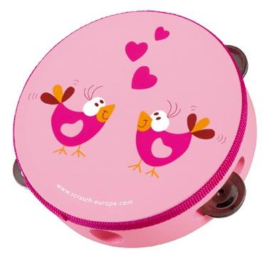 Scratch Muziek: Tamboerijn Love Birds