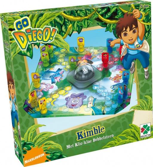 Selecta kinderspel Diego kimble