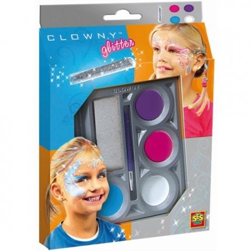 SES Aqua Schmink Met Glitter