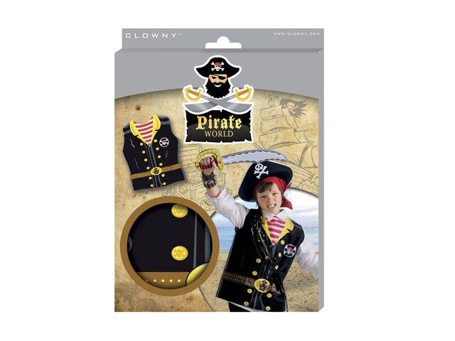 SES Clowny Piraat Kleding 09854