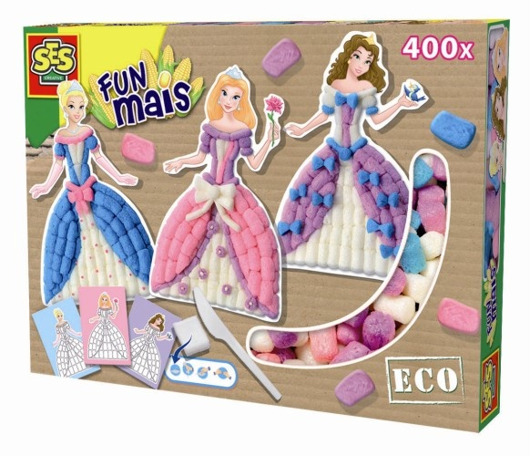 SES Funmais: Prinsessen 400 Stuks