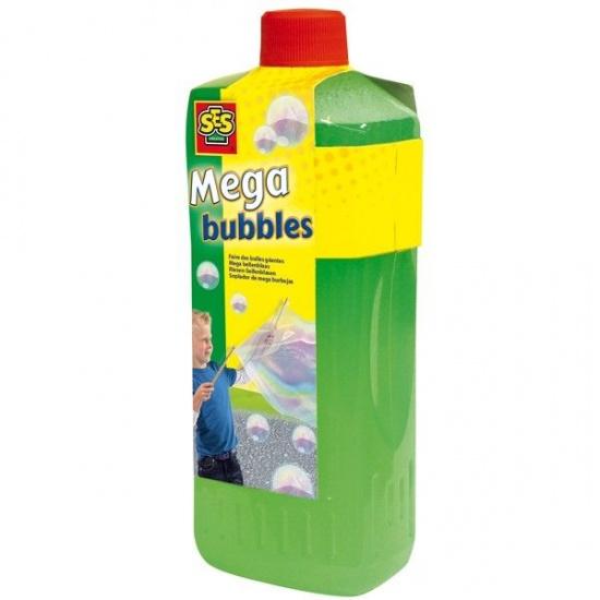 SES Navulfles Mega Bubbels 750ml
