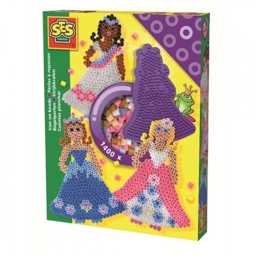 SES Strijkkralen: Prinses