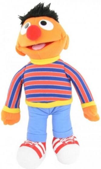 Sesamstraat Pluche knuffel Ernie 32 cm