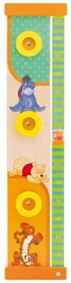 Sevi Houten Groeiplank Winnie the Pooh 76,5 cm