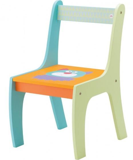 Sevi Houten stoel vriendjes 30 x 52,5 x 32,5 cm