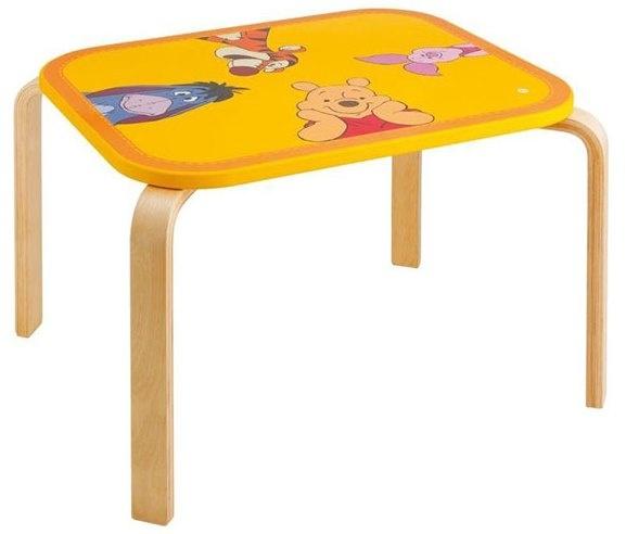 Sevi Houten Tafel Winnie the Pooh 57 x 46 x 45 cm
