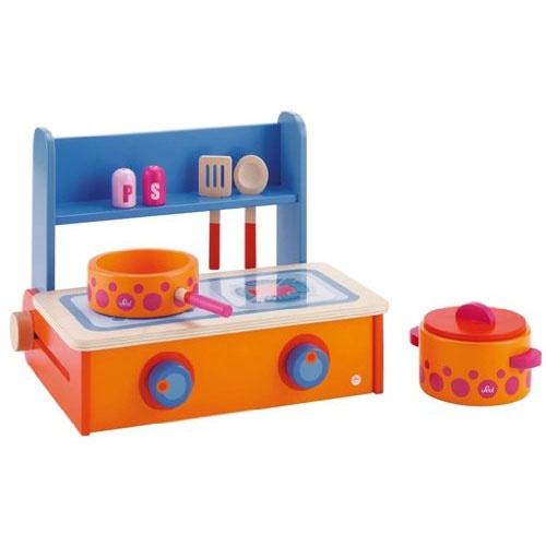 Sevi Speelgoedkeuken 9 delig