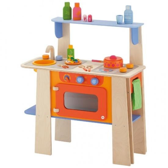 Sevi Speelgoedkeuken Maxi 40 delig