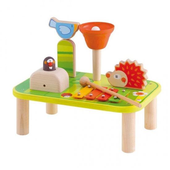 Mini muziek tafel