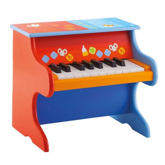 Sevi Piano Oranje/Blauw 33 cm