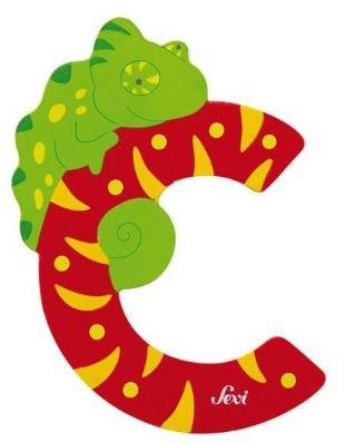 Sevi Letter C Dier 10 cm