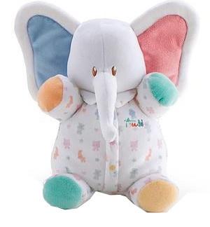 Trudi pluche knuffel olifant 25 cm