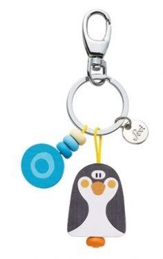 Sevi Sleutelhanger pinguïn 11 cm
