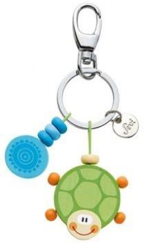 Sevi Sleutelhanger schildpad 11 cm