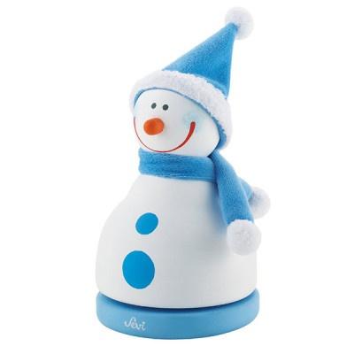 Sevi opwindbare sneeuwpop Carillon hout