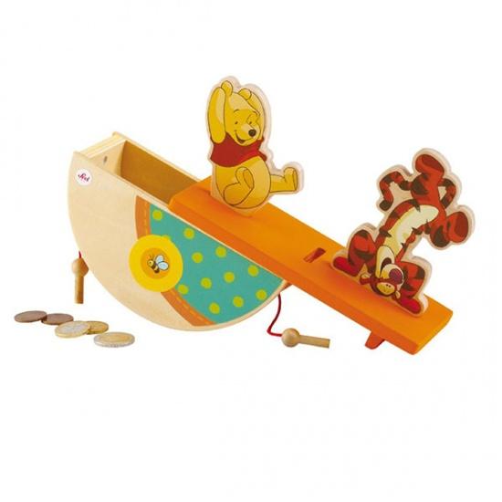Sevi Spaarpot Winnie de Pooh & Tijgertje