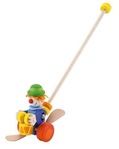 Sevi Stokroller Clown 55 cm