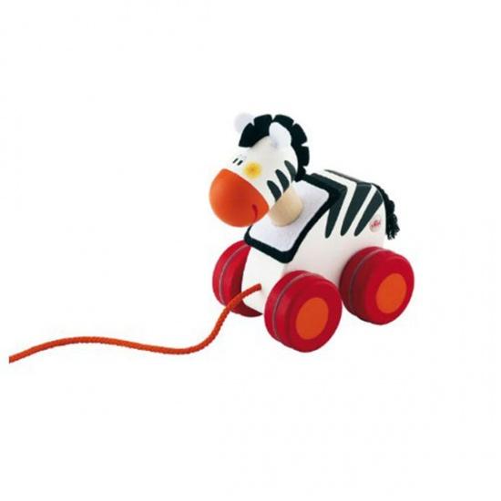 Sevi Trekdier Mini Zebra 14 cm