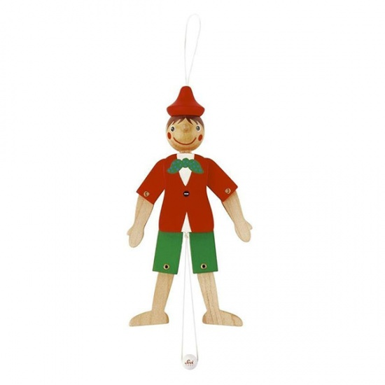 Sevi Trekpop Pinokkio Multi 14 cm
