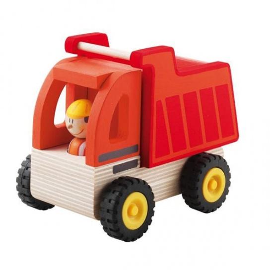 Sevi Vrachtwagen Oranje 16 cm