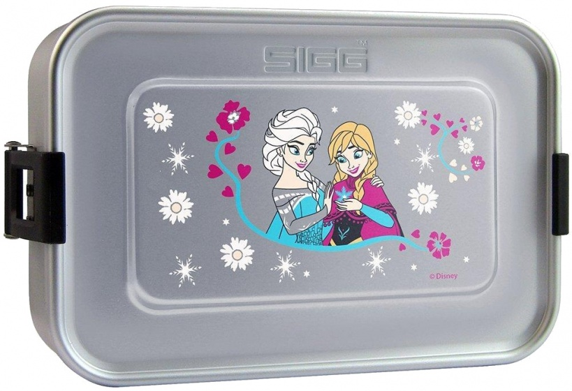 Sigg broodtrommel plus S Frozen aluminium 17 x 12 x 6 cm