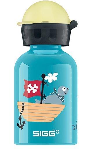 Sigg Drinkbeker : Zeehond Blauw 0,3 L