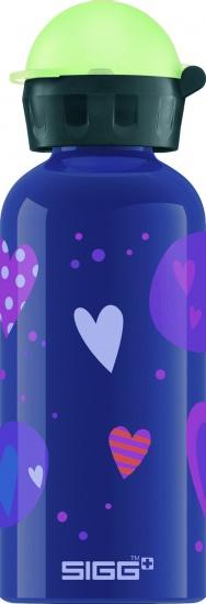 Sigg Drinkbeker: Ballonnen Paars 0,4 L