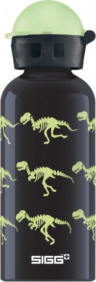Sigg Drinkbeker glow dino's 400 ml