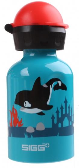 Sigg drinkbeker orka 300 ml blauw