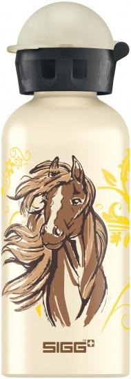 Sigg Drinkbeker paarden familie 400 ml