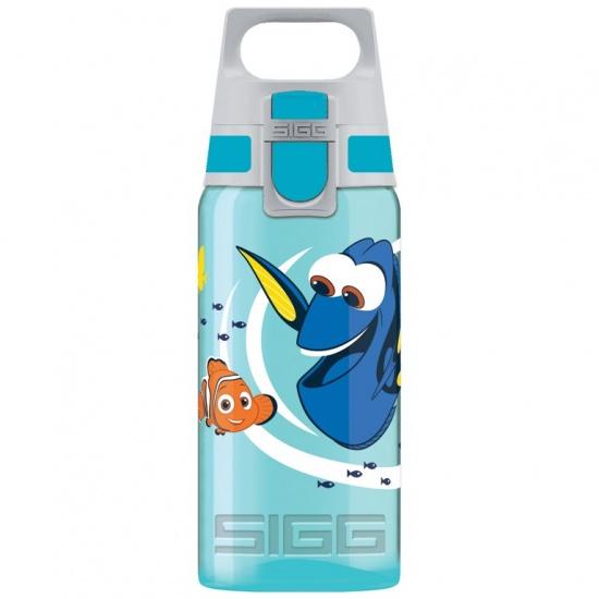 Disney Finding Dory Viva drinkfles 0.5L met One dop blauw kopen