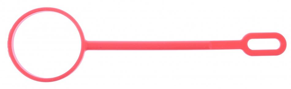 Sigg rubberen band voor schroefdop rood