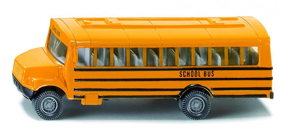 Siku Amerikaanse schoolbus geel (1319)