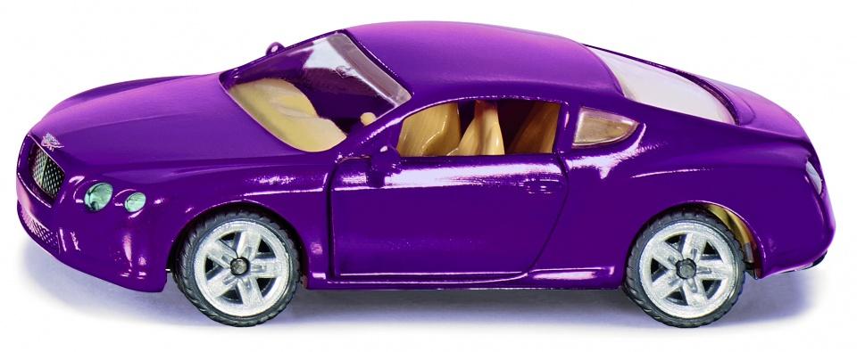 Siku bentley continental gt v8 s sportwagenzachte lijnen kenmerken de metalen carrosserie van deze ...