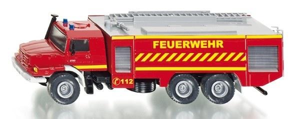 Siku Brandweerwagen Mercedes Zetros (2109)