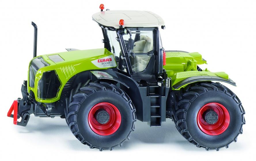 Tractor Siku Claas Xerion