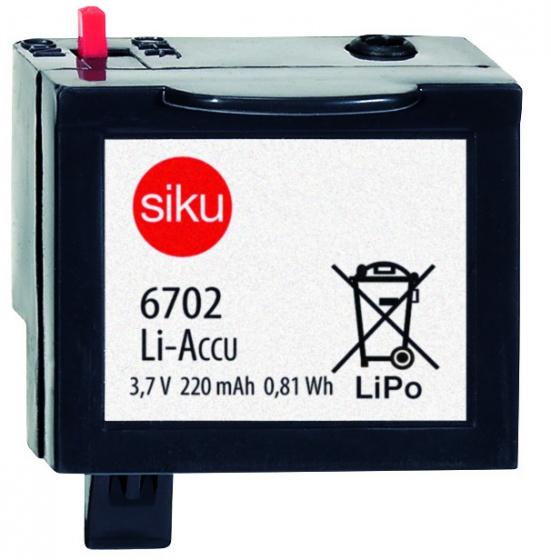 Siku 6702 Accu Voor 6753-6754 Stuk