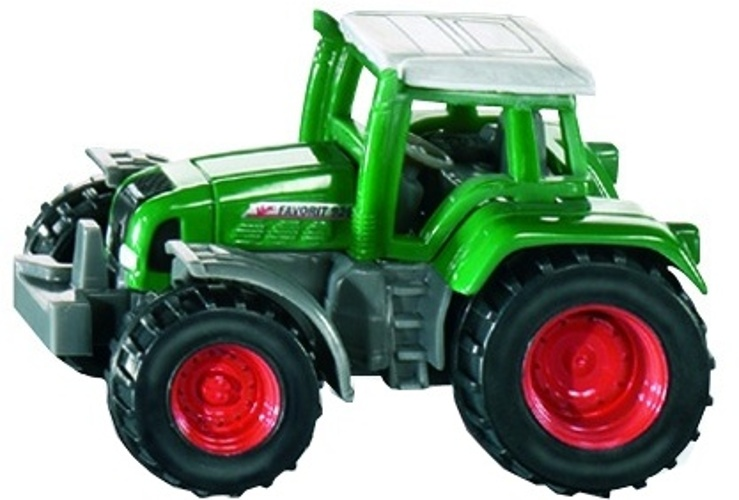 Siku Deutz Fahr Agrotron tractor groen (0859) 7cm