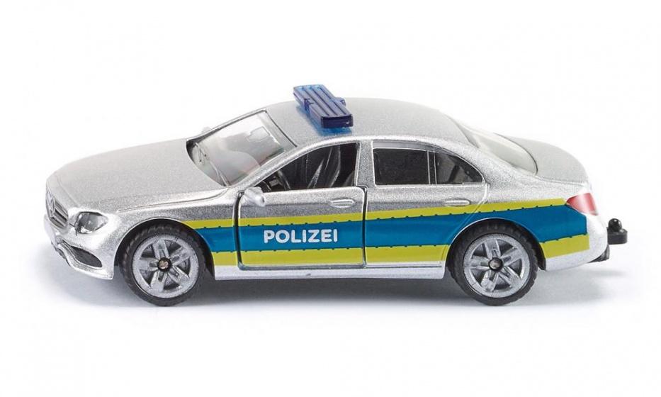 Siku Duitse politieauto Mercedes Benz E klasse (1504)