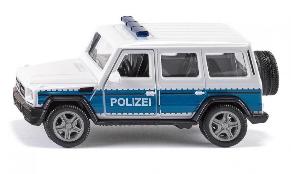 Siku Duitse politiebus 1:50 Mercedes Benz AMG G65 (2308)