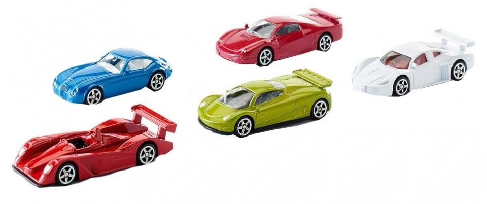Siku geschenkset sportwagens - 6281