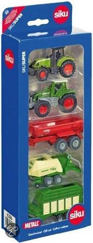 Siku Geschenkset 5 Cadeauset Landbouw