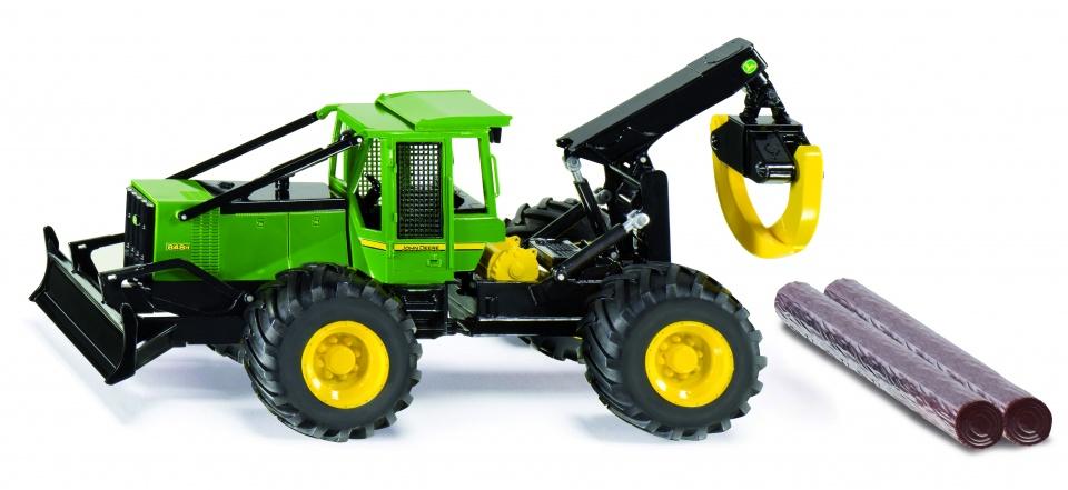 Tractor Siku John Deere Skidder