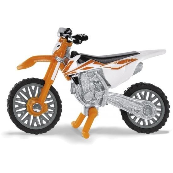 Siku KTM SX F 450 motor oranje/wit (1391)