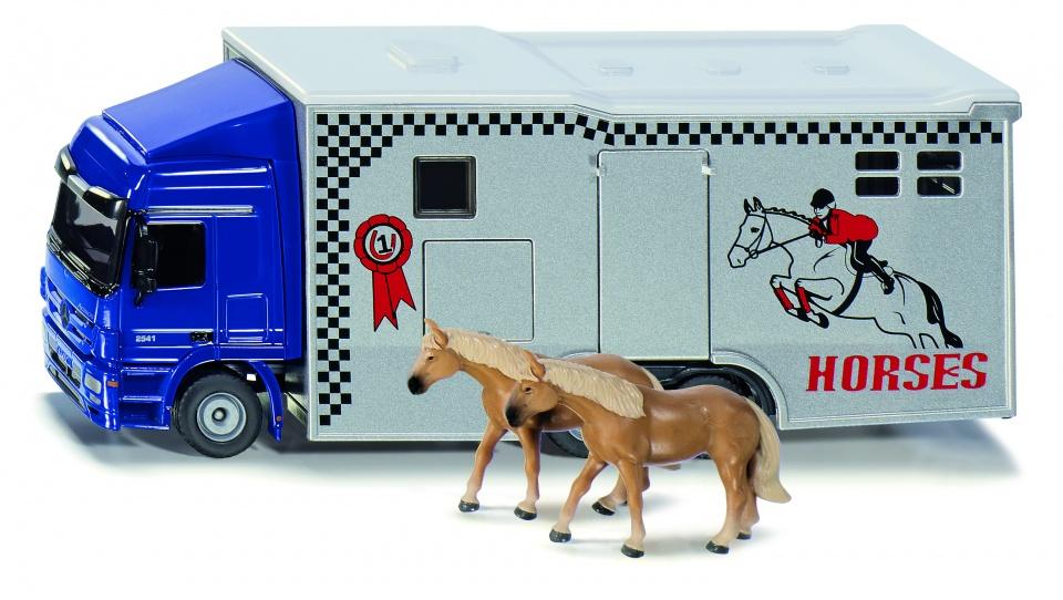Siku Paardentransporter